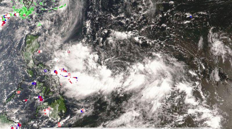 熱低壓生成!最快明增強為颱風「白鹿」 本週末恐侵台