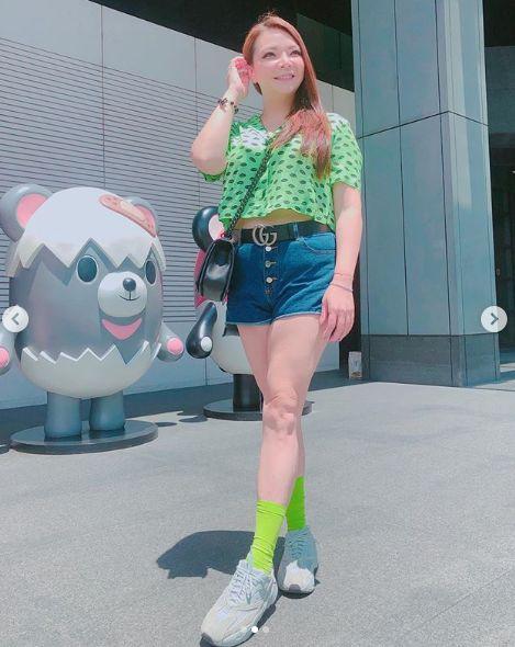 小甜甜(圖/翻攝自IG)