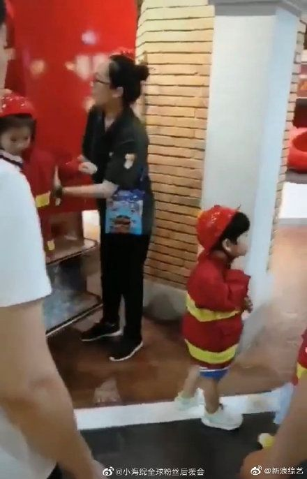 Angelababy 小海綿/微博