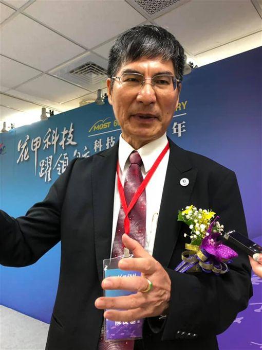 陳良基,科技,部長,日文,火箭