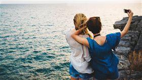朋友,姊妹,友情,旅伴,翻攝自pixabay