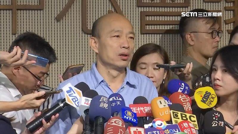 韓國瑜自爆「公務車遭裝跟蹤器」 議員:難道是親信所為?