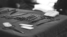 開刀房,手術台,靈異,鬼月(翻攝自Pixabay)