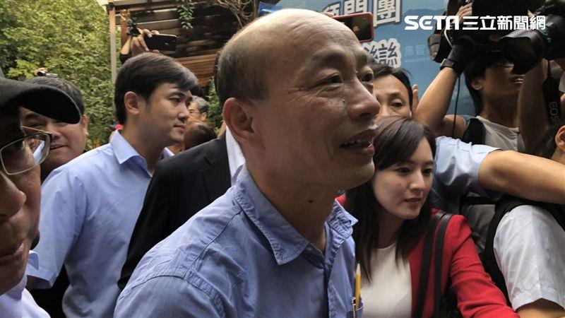 韓國瑜自爆被裝追蹤器 王浩宇舉自身為例:有病就要看醫生
