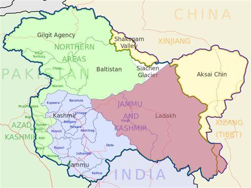 印度,拉達克,中央直轄,中印敏感神經,邊境和平