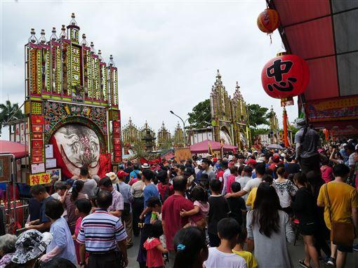 新竹縣,義民祭,虐待動物,動保團體,惹議,尊重(圖/中央社)