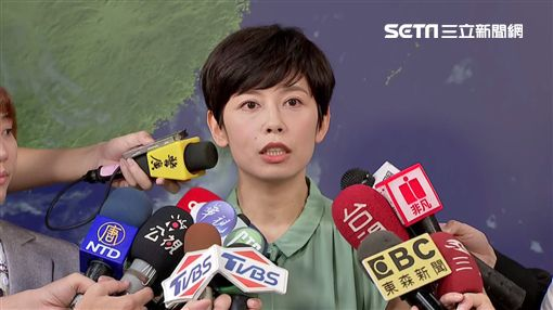 中央氣象局預報中心課長羅雅尹。