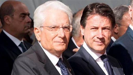 義大利總統,總理辭職,解散國會,聯合政府,孔蒂