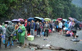 四川阿壩州暴雨(1)