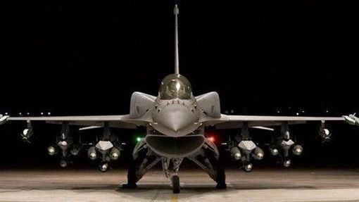 美國,F-16戰機,售台,美國在台協會,維持防衛(圖/翻攝自洛克希德馬丁官網)