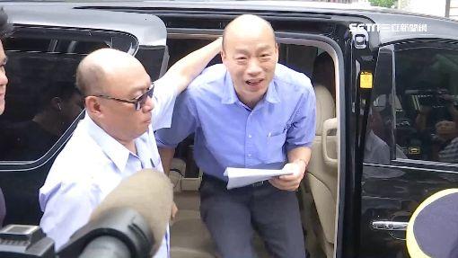 黃光芹再爆!韓國瑜要人拿「反針孔偵測器」檢查