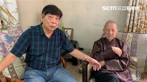 司馬中原,家人,陷阱,台北,記者陳啓明攝