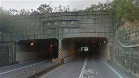 水里隧道,水裡隧道(翻攝自google map)