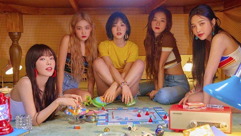 Red Velvet火速回歸!專輯封面竟藏「這巧思」