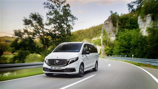 ▲Mercedes-Benz EQV(圖/翻攝網路)