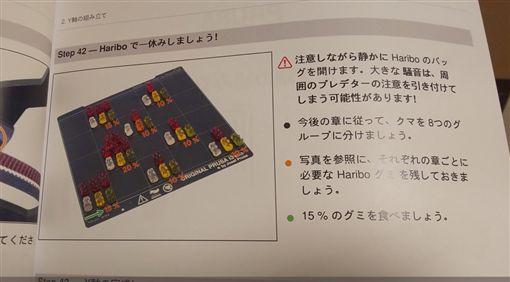 日本,小熊軟糖,3D列印機,防撞填充物,列印機▲(圖/翻攝自推特/剣菱P)