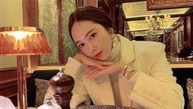 Jessica(鄭秀研)。翻攝自IG