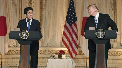 美日貿易,談判,存歧見,最後階段,外交(圖/中央社)