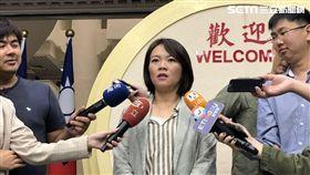 民進黨台北市議員簡舒培 圖/黃宣尹攝影