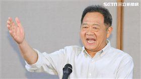2018台北市長公辦辯論會記者會李錫錕。(記者林士傑/攝影)