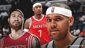 NBA/甜瓜被封殺?湖人老將慘中槍 NBA,休士頓火箭,Carmelo Anthony,Royce White,洛杉磯湖人,LeBron James,Jared Dudley 翻攝自推特ClutchPoints