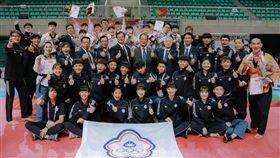中華民國跆拳道協會。(圖/取自跆拳道協會臉書)