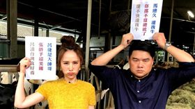 三立新聞行腳歷史節目《呂讀台灣》邁入第三季節目改版延長至一小時/補教名師呂捷/主播張齡予。