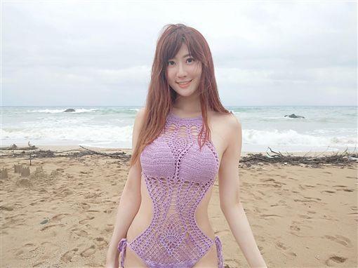林茉晶(圖/翻攝自臉書) ID-2089667