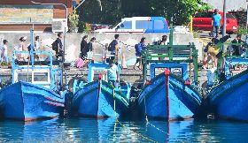 颱風白鹿逼近 綠島蘭嶼疏運旅客返台東