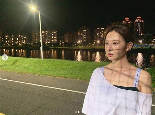 安心亞(圖/翻攝自IG)