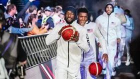 籃球/扯!美國隊「78連勝」持續中 籃球,美國男籃,國際賽,FIBA世界盃 翻攝自美國男籃官方推特