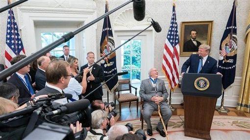 川普,總統自由獎章,NBA,庫西,反對種族主義