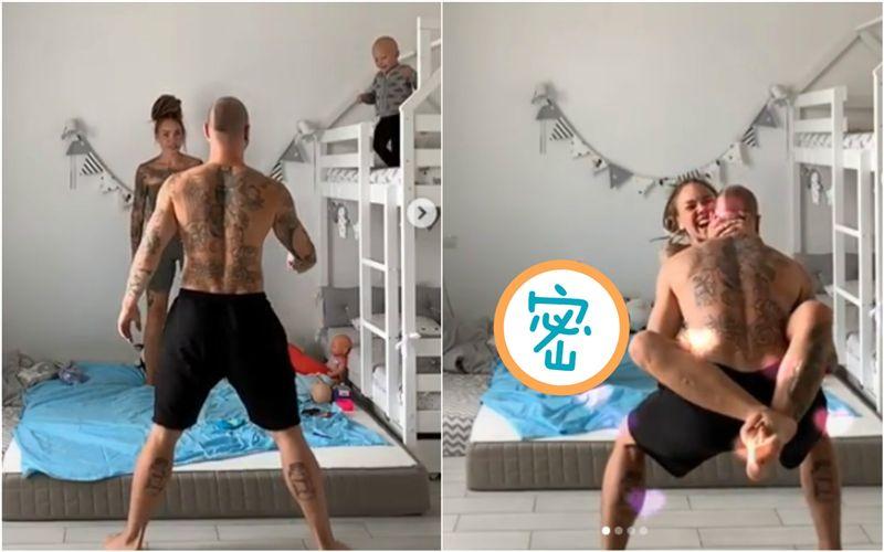 爸媽瘋抖音 3歲童跳下床「頭著地」