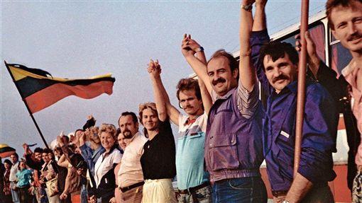 波羅的海三國,人鏈抗爭,獨立,香港之路,自由