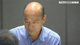 韓國瑜,台北美國商會,喝可樂喝白開水