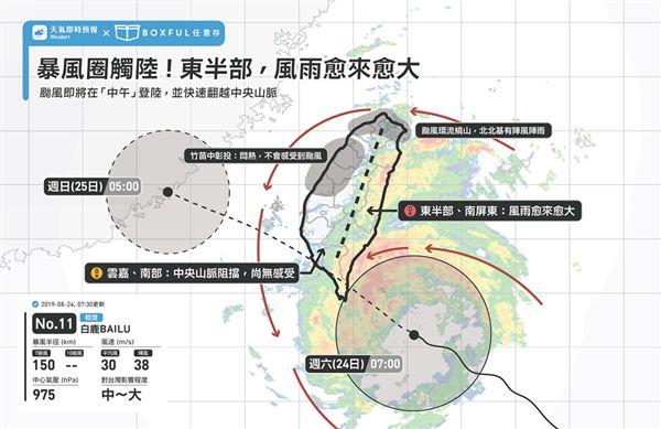 氣象局,天氣,天氣即時預報,颱風,白鹿颱風