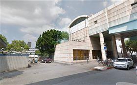 台北,大安,六張犁,資通電軍,營區,火警。翻攝自GoogleMap