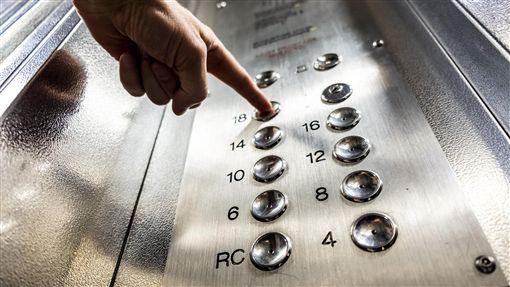 電梯,按鈕/pixabay