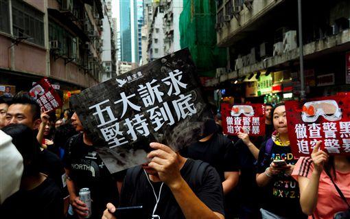 香港,反送中,港漂,禁聲,矛盾