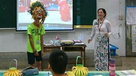 打工慘遭斷4指…越南新娘成外語老師 新課綱,武氏芳恆