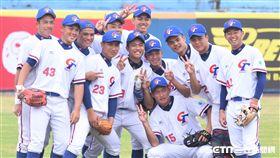 U18世界盃中華隊。(圖/記者王怡翔攝影)