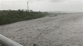 白鹿颱風,卑南鄉撤離  圖/記者王浩原 攝影