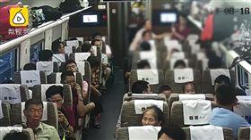 南京,讓座,讓位,女童,打架(梨視頻)