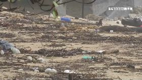 墾丁海灘毀1200