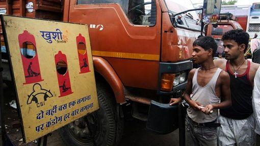 印度,買春,卡車司機,淫窟(圖/翻攝環球網)