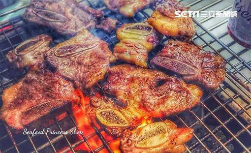 烤肉組(海鮮公主小舖提供)
