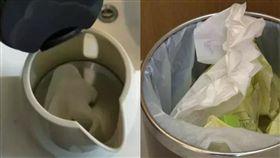 廣西,南寧,大陸,衛生棉,熱水壺,衛生,旅館,清潔,襪子,旅客, 圖/翻攝自微博