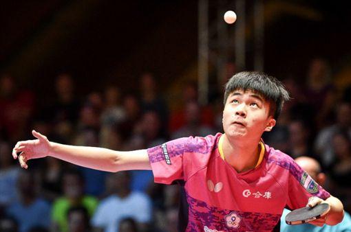 ▲林昀儒摘下捷克公開賽冠軍。(圖/ITTF官網)