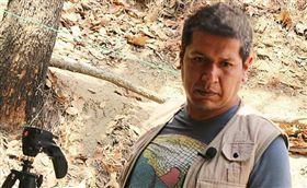 (圖/翻攝自推特)墨西哥,記者,刺死,遇害