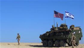 黎巴嫩,以色列,哈里里,無人機,威脅,區域穩定(圖/翻攝自推特)